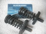 A PAIR OF 2 GENUINE JAGUAR X300 XJ6 BONNET HOOD SHUT STOP / RELEASE SPRINGS  1994-1998